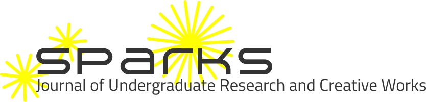 Sparks Journal of Undergraduate Research and Creative Works
